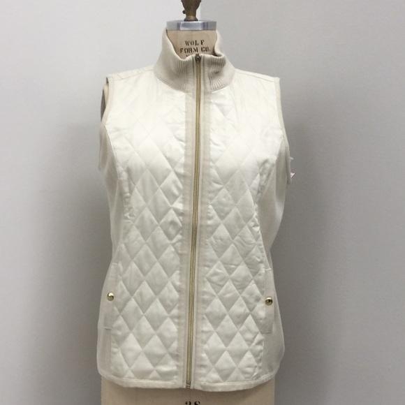 Susan Graver Jackets & Blazers - Susan Graver Vest